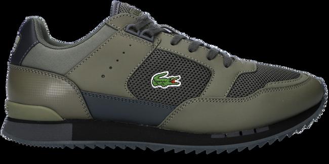 Groene LACOSTE Lage sneakers PARTNER PISTE  - large