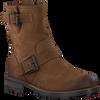 Bruine OMODA Biker boots 8525  - small