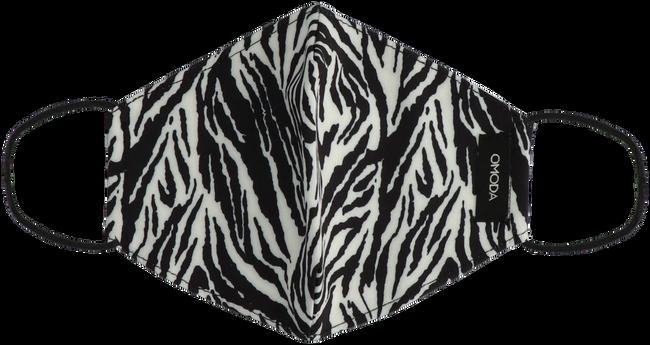 Zwarte OMODA Mondkapje ZEBRA - large