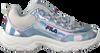 Zilveren FILA Sneakers STRADA LOW KIDS  - small