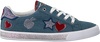 Blauwe GUESS Sneakers FLME31 DEN12 - small