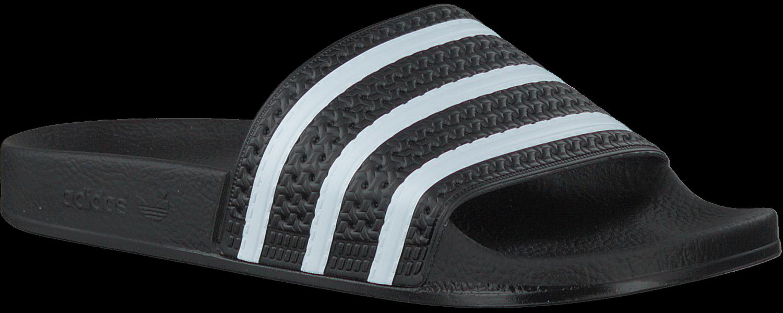 Pantoufles Noir Hommes Adidas Adilette Ae6yv8J