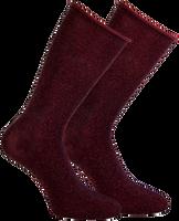 Rode MARCMARCS Sokken GWEN 2-PACK LANG - medium
