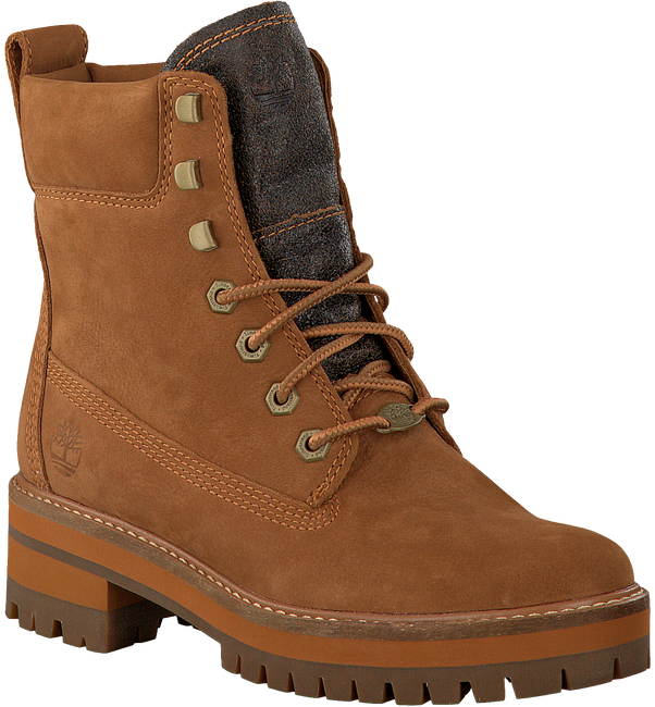 Cognac TIMBERLAND Veterboots COURMAYEUR VALLEY YB  - large