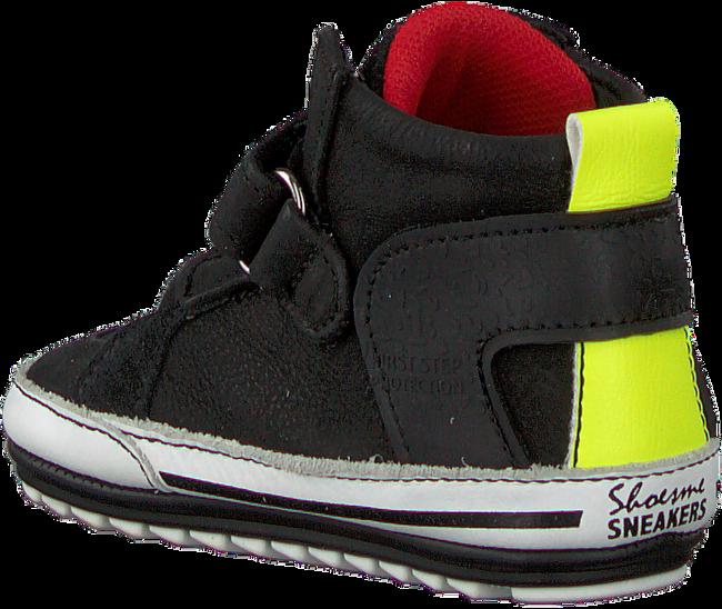 Zwarte SHOESME Babyschoenen BP20W018  - large