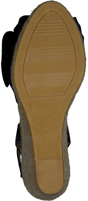 Zwarte KANNA Espadrilles KV8130 - large
