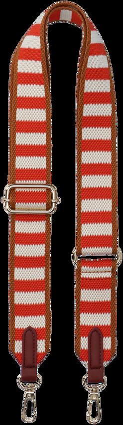 Rode BECKSONDERGAARD Schouderband ELDORA STRAP  - larger
