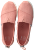 Roze TOMS Instappers BIMINI  - small