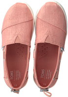 Roze TOMS Instappers BIMINI  - medium