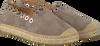 Taupe KANNA Espadrilles KV8007 - small