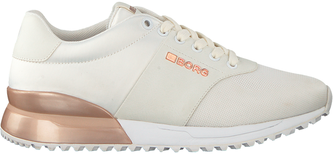 Witte BJORN BORG Sneakers R200 LOW SAT - large