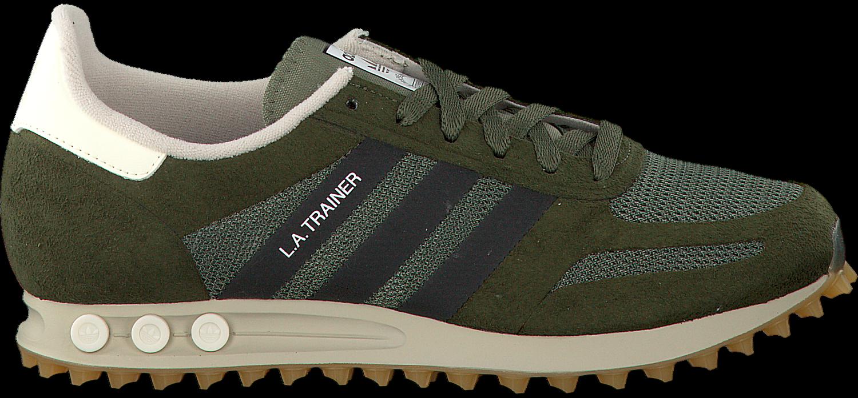Groene ADIDAS Sneakers LA TRAINER OG HEREN Omoda.nl
