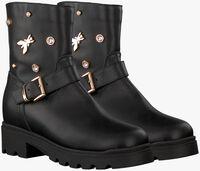 Zwarte PATRIZIA PEPE Biker boots PJ579  - medium