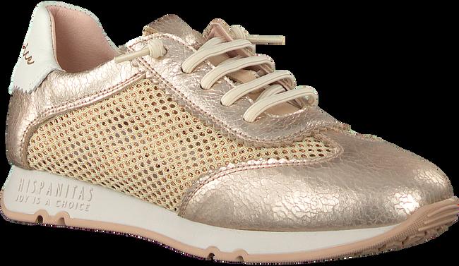 Gouden HISPANITAS Lage sneakers HV09973 KIOTO  - large