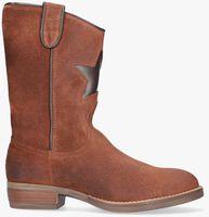 Bruine HIP Hoge laarzen H1845  - medium