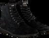 Zwarte BLACKSTONE Veterschoenen QM23 - small