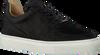 Zwarte MAZZELTOV Lage sneakers 20-9338B  - small
