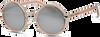 Beige IKKI Zonnebril JINX - small