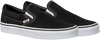Zwarte VANS Slip-on sneakers  CLASSIC SLIP ON WMN  - small