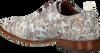 Grijze REHAB Nette schoenen GREG CRACK  - small