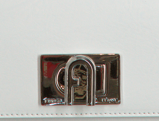 Witte FURLA Schoudertas 1927 MINI CROSSBODY - large