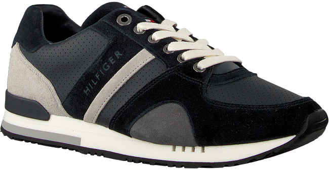 blauwe TOMMY HILFIGER Sneakers NEW ICONIC CASUAL RUNNER  - large