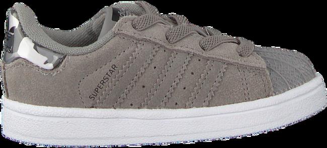 Grijze ADIDAS Sneakers SUPERSTAR I - large