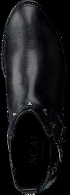 Zwarte SCAPA Enkellaarsjes 21/963112 - large