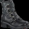 Zwarte OMODA Biker boots P14317  - small