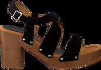 Zwarte UNISA Sandalen TERRAT  - medium