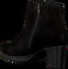 Zwarte GABOR Enkellaarsjes 593 - small
