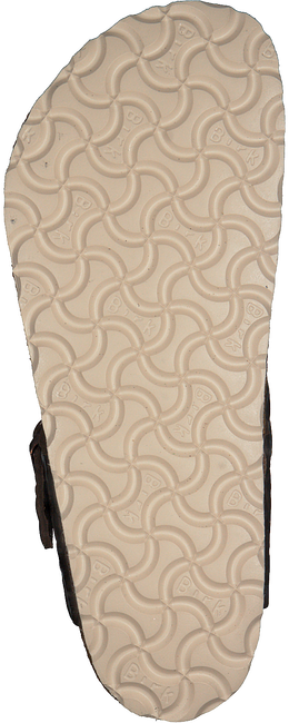 Bronzen BIRKENSTOCK PAPILLIO Slippers GIZEH SPECTRAL  - large