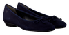 Blauwe PAUL GREEN Ballerina's 3102  - small