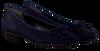 Blauwe PAUL GREEN Ballerina's 3102  - small