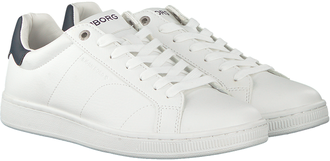 Witte BJORN BORG Sneakers T305 LOW CLS M - large
