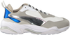 Witte PUMA Sneakers THUNDER ELECTRIC - small