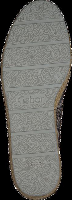 Grijze GABOR Instappers 400.1  - large