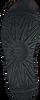 Zwarte UGG Vachtlaarzen MINI GLITZY  - small