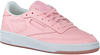 Roze REEBOK Sneakers CLUB C 85 FACE  - small