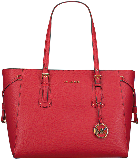 Rode MICHAEL KORS Shopper MD MF TZ TOTE - large