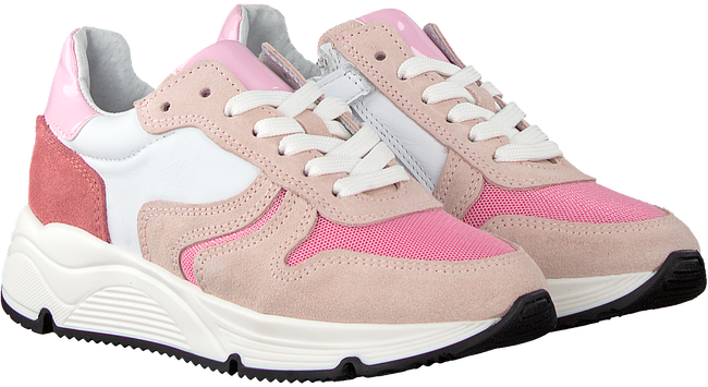 Roze HIP Lage sneakers H1343  - large