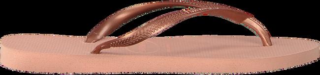 Roze HAVAIANAS Slippers SLIM WOMEN - large
