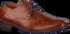 Cognac VAN LIER Nette schoenen 5340 - small