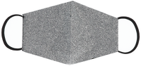Zilveren OMODA Mondkapje 18614 - medium
