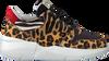 Bruine NUBIKK Sneakers LUCY JAW PONY  - small