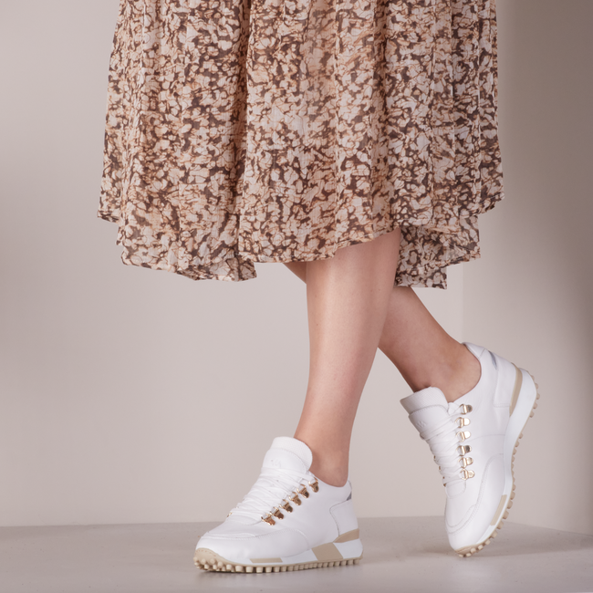 Witte VIA VAI Lage sneakers GIULIA BOLD  - large