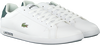 Witte LACOSTE Sneakers GRADUATE LCR3  - small