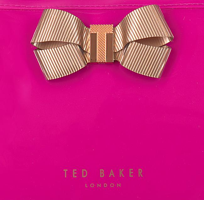 Roze TED BAKER Toilettas LIBBERT - large