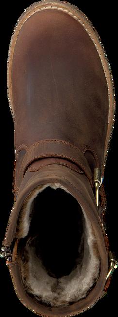 Bruine PANAMA JACK Biker boots FELINA B5 - large
