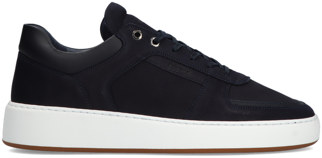 Blauwe NUBIKK Lage sneakers JIRO LIMO  - large